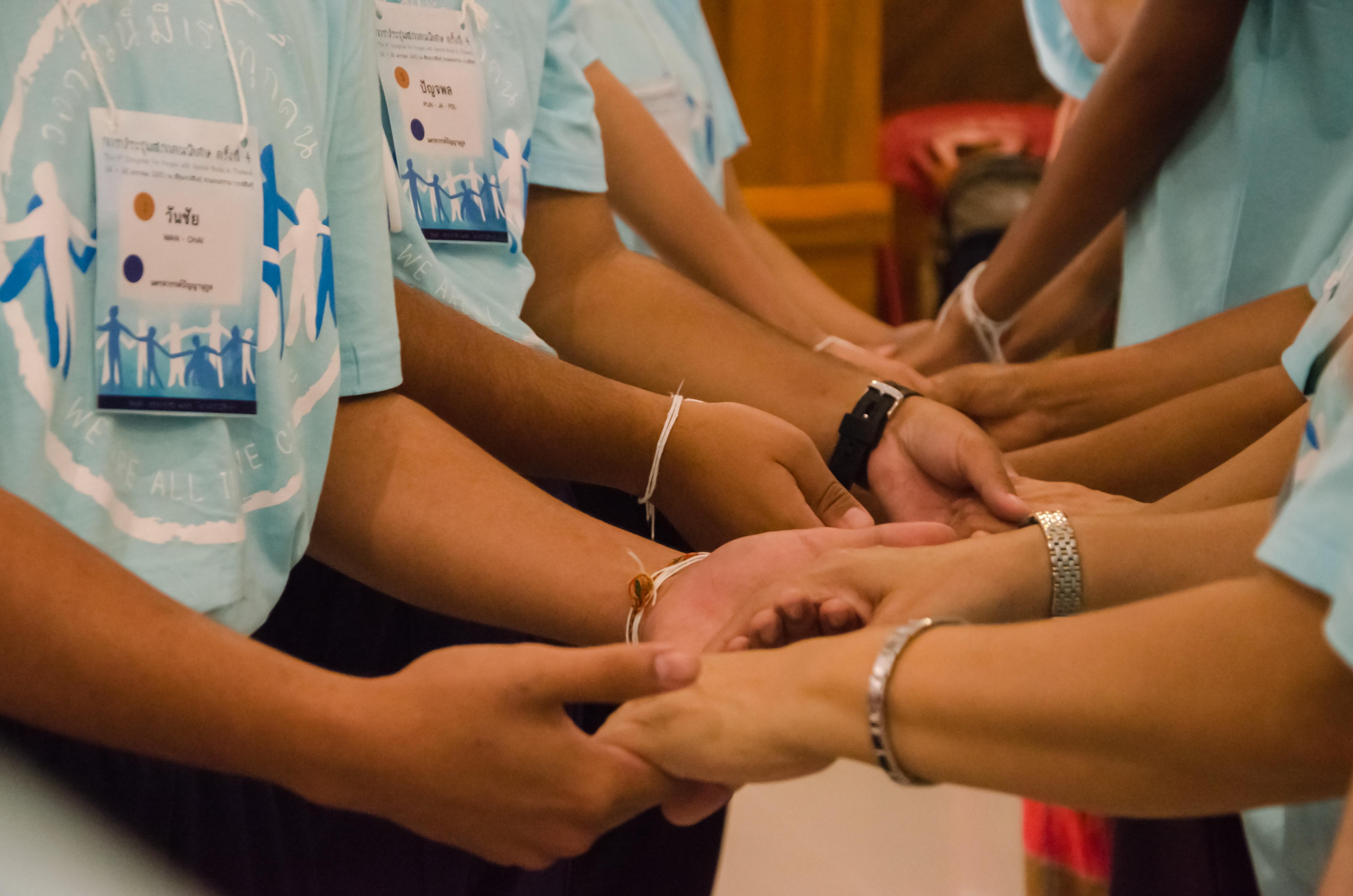 ก้าวไปด้วยกัน : Curative Thailand 54
